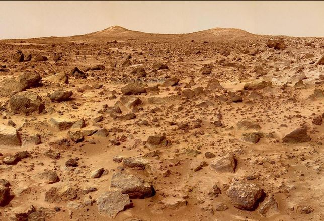Plastic Bottles And Space Rocks: How NASA Is Trying To Build Structures On Mars
