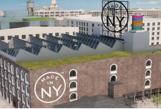 NYC Looking For Developers To Build A Film Studio In Sunset Park