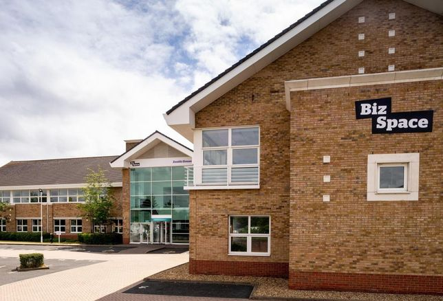 Bizspace flexsible working Solihull birmingham serviced offices