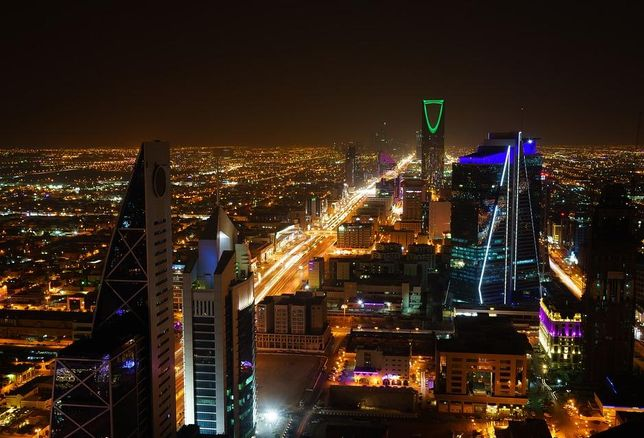 Saudi Arabia Is Building A Whole New City With Wellness In The Blueprint