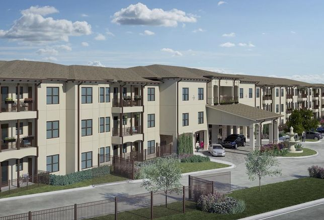Houston-Based PinPoint Commercial To Develop 6 Senior Housing Projects In Suburbs