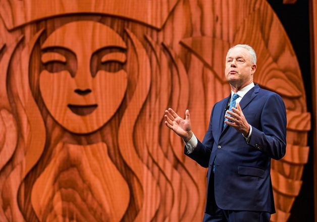 CEO Starbucks