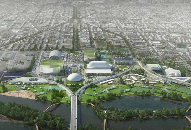 RFK campus redevelopment