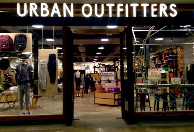 Urban Outfitters Multi-Brand Retail Complex In Devon Opens To Roaring Success