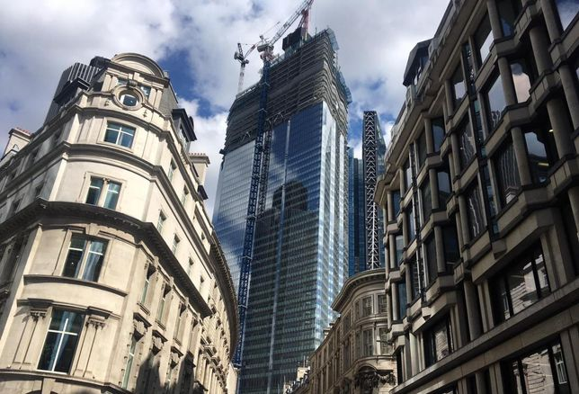 The 7 Biggest Lumps Of Office Space That Need Leasing In London