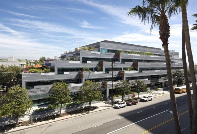 An affiliate of Goldman Sachs Group recently acquired the 1640 Sepulveda Creative office building in Westwood.
