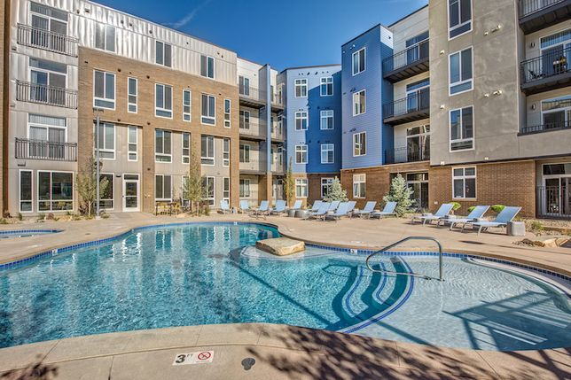 Holland Partner Group Sells Lone Tree Apartments