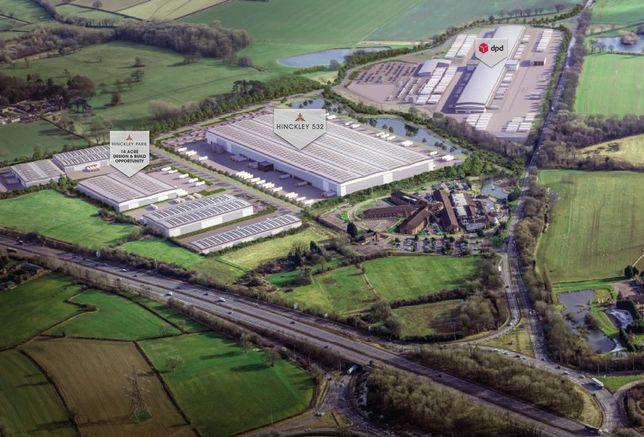 Hinckley Leicestershire IM Properties August 2018