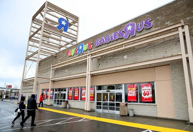 Filling Vacant Toys R Us Stores Proves Hard Going