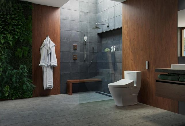 When It Comes To Wellness Design, Don't Overlook The Bathroom