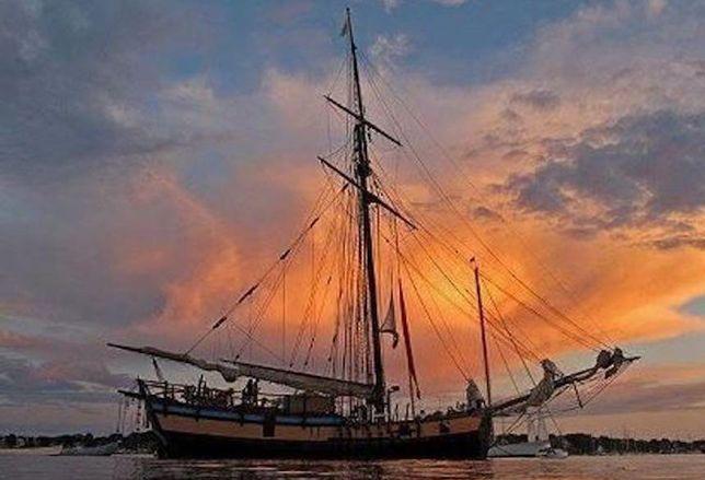 Providence ship Alexandria
