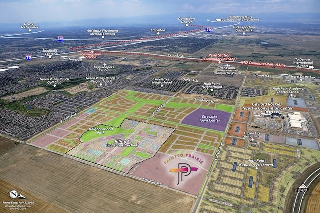 620 Acres Near DIA Slated For Mixed-Use Development