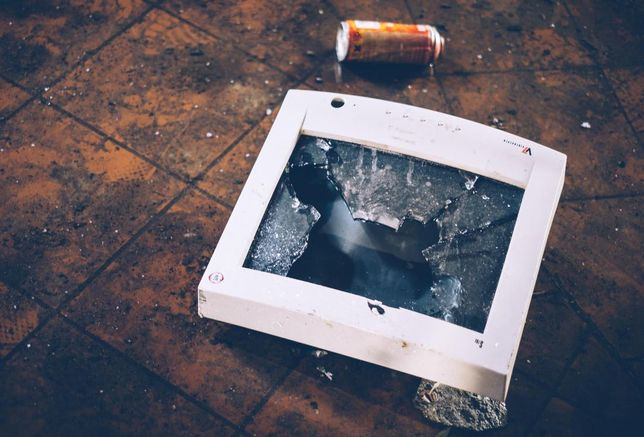 Experiential Retail Gets Mad: Guests Pay To Break Stuff In 'Rage Rooms'
