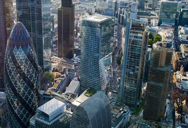 Brookfield Makes £700M Profit On London Skyscraper