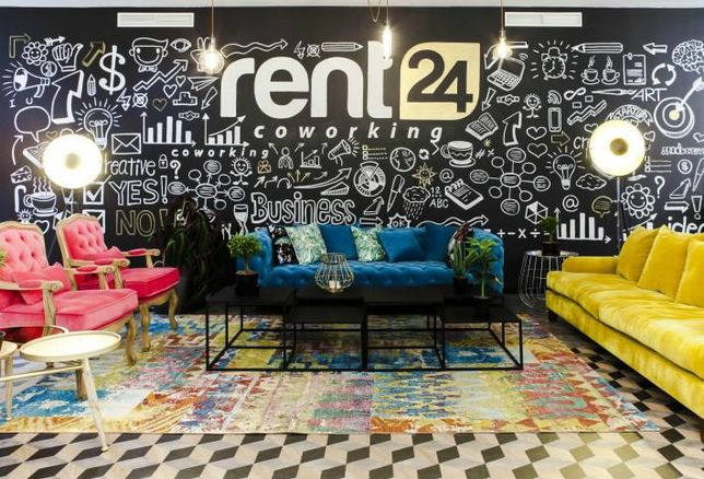 Rent24 coworking location
