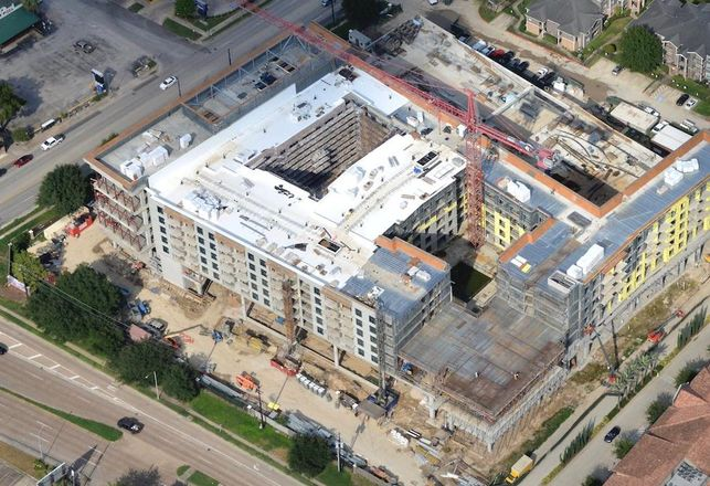 Ready For A Mixed-Use Dream? Buffalo Heights District Tops Out In Midtown