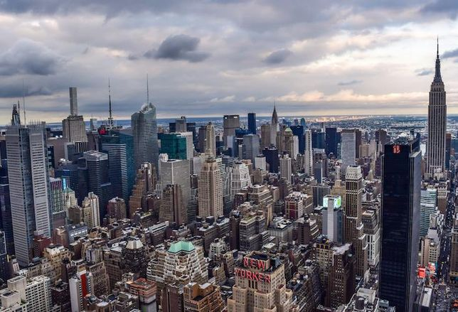 Manhattan Office Rents Continue To Reach New Highs