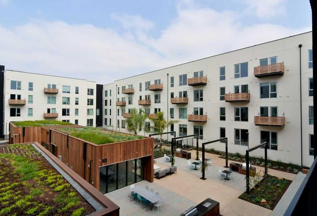 The Bay Area's Biggest Multifamily Deliveries Of Q2