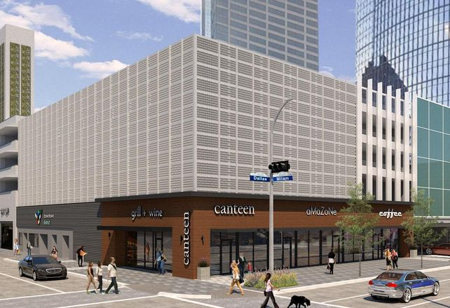 Capital Retail Properties Target Downtown Block For Next Retail Development