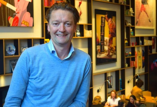 Spaces CEO Martijn Roordink On How The Dutch Coworking Company Will Double Its U.S. Footprint Next Year
