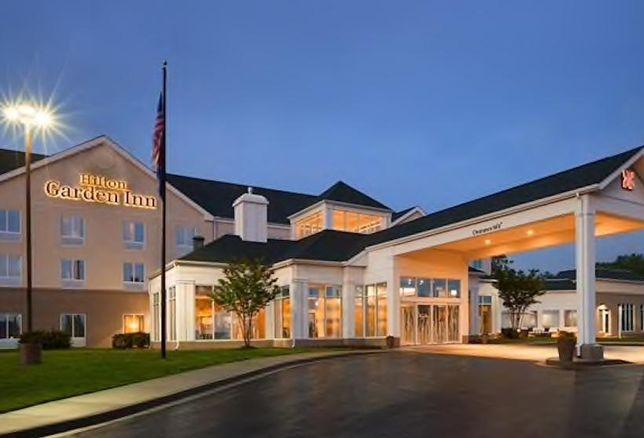 Hilton Garden Inn Solomons Maryland Condor Hospitality Trust