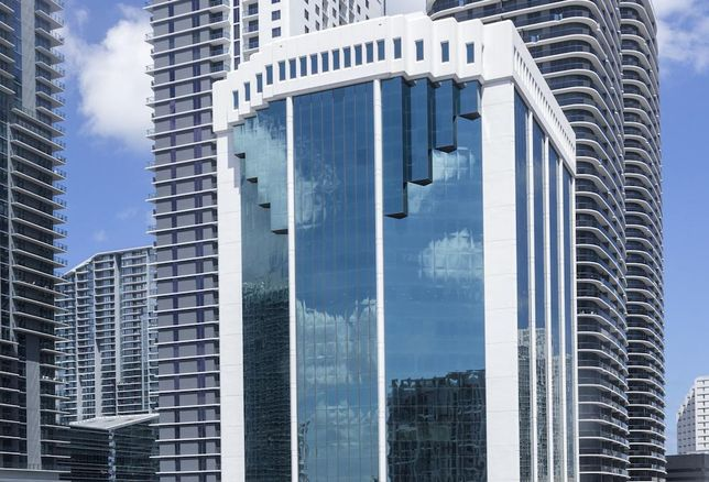 Brickell City Tower, built in 1985, recently renovated and sold in September 2018 for $117M