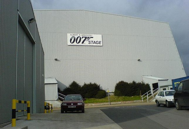 Pinewood Studios, bought by Aermont Capital in 2016