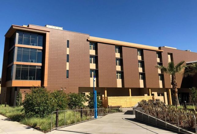 CSUSB Student Housing and Dining Commons
