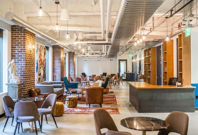 San Francisco's Robust Coworking Market Keeps Growing, But Lack Of Available Space Could Be A Problem