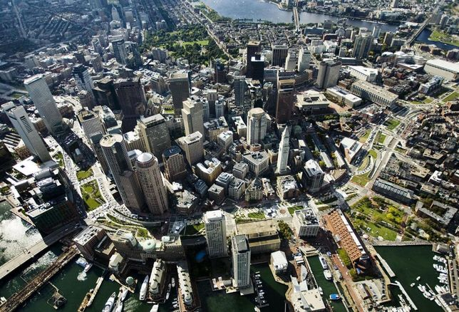 How The Big Dig Ushered In Boston's Development Heyday