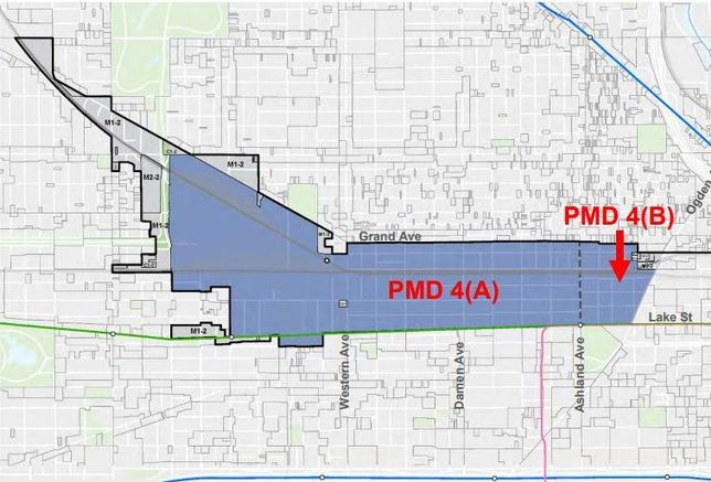 City Proposes Tweaks To Kinzie PMD