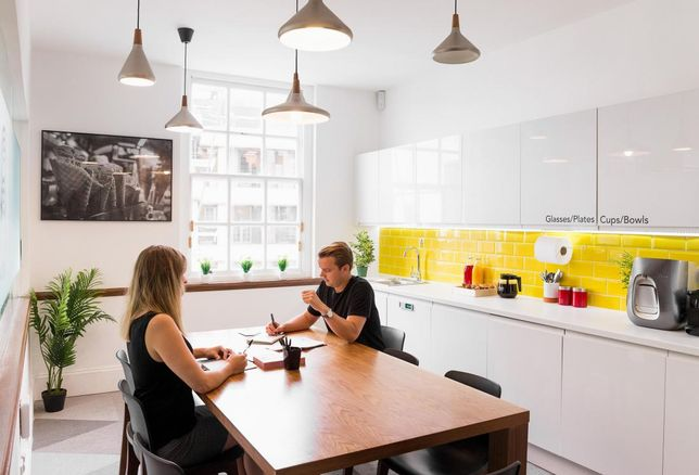 Headspace serviced offices