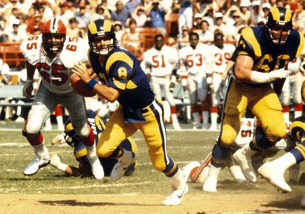QB Los Angeles Rams 1984