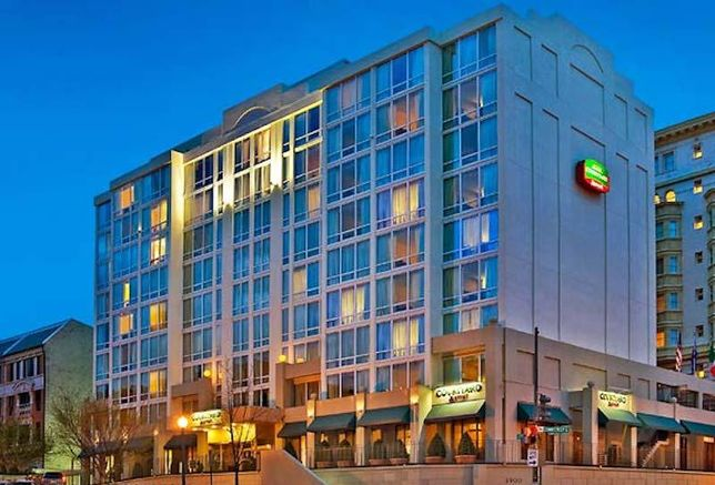 Courtyard by Marriott Dupont Circle
