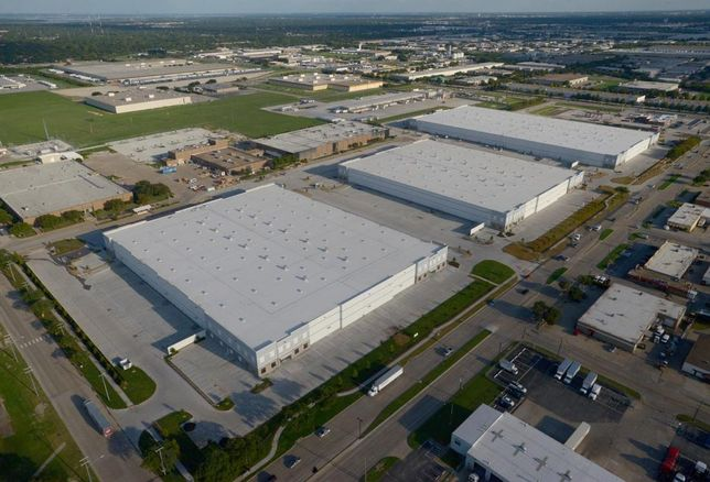 765K SF Raytheon Redevelopment Wraps Up