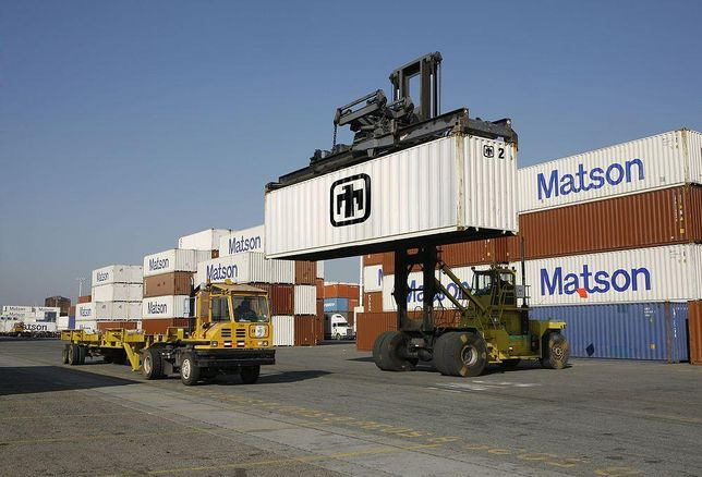 Rapid Container Growth At Port Of Oakland Helping Fuel Industrial Market