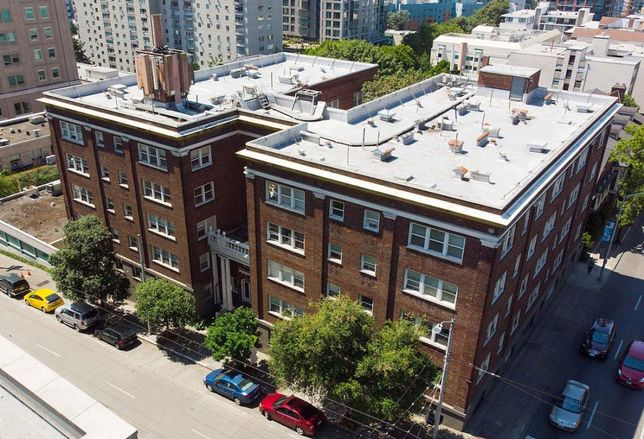 John Winthrop Apartments Sell For $18.2M