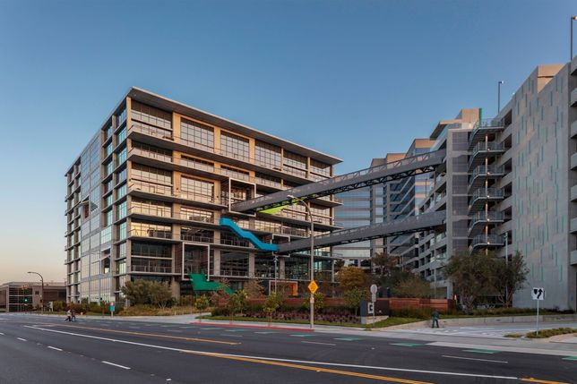 IDS Real estate Group's C3 creative office campus in Culver City