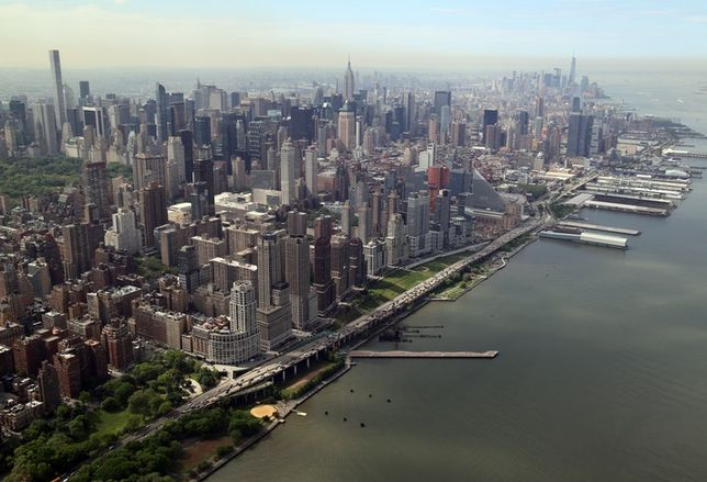 In New York City's Opportunity Zones, Investors See Potential Risks And Rewards