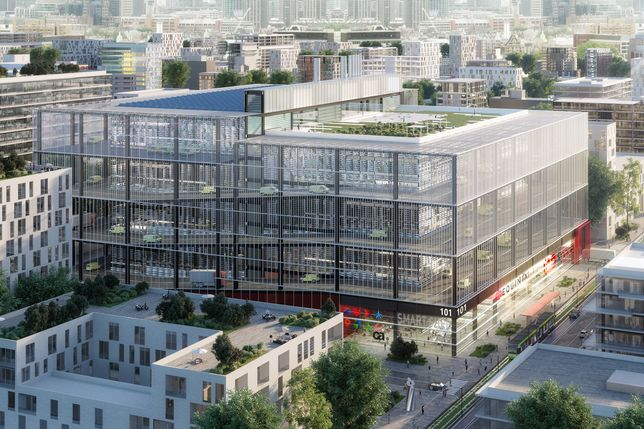 Inner-City, Multi-Storey, Mixed-Use Smart Sheds Could Be A Thing