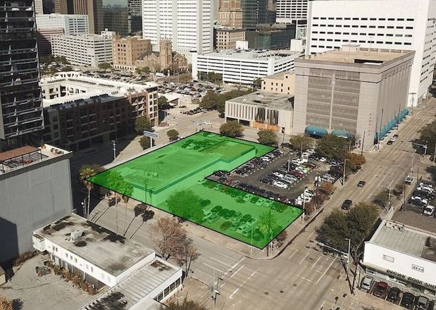 Downtown Redevelopment Authority Selects Firm To Design Downtown Park