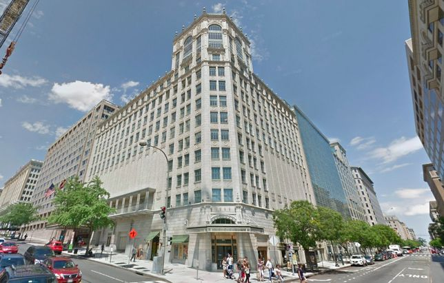 JBG Smith Reaches Deal To Sell Warner Building For $380M