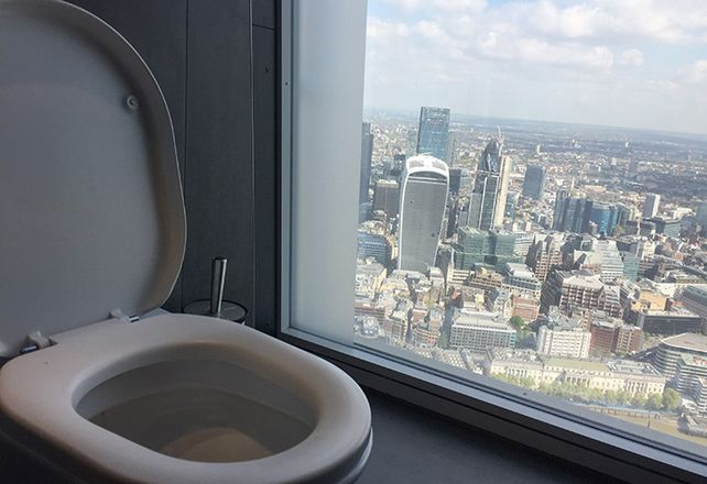 On World Toilet Day, Here Are 12 Restrooms That Take The Throne