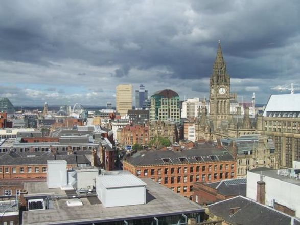 Millions Of Reasons To Be Happy: Manchester's Record Office Take-Up