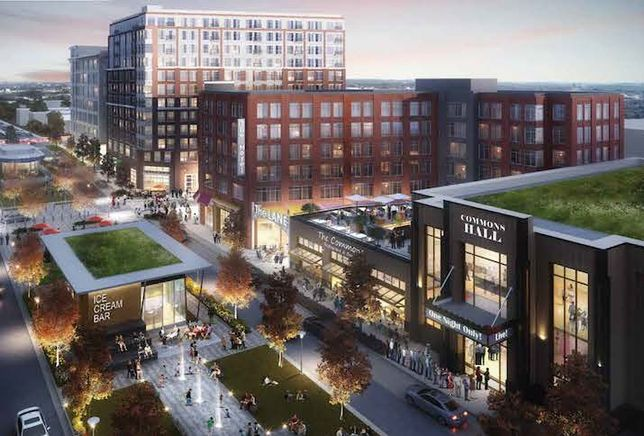 West Falls Church development