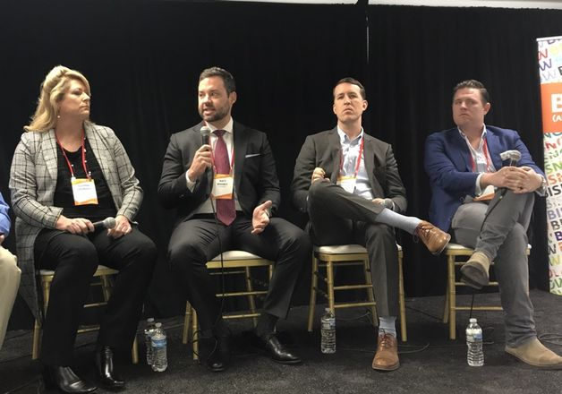 Matt Mooney Managing Director Cousins   Bobby Condon   Bobby Condon General Manager, Southeast WeWork   Harvey Wadsworth Harvey Wadsworth Managing Director Mill Creek Residential   Suzanne Saunders Suzanne Saunders VP HVMG