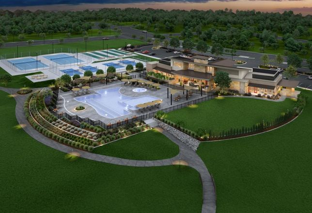 Del Webb Kicking Off Active Adult Project In Trinity Falls