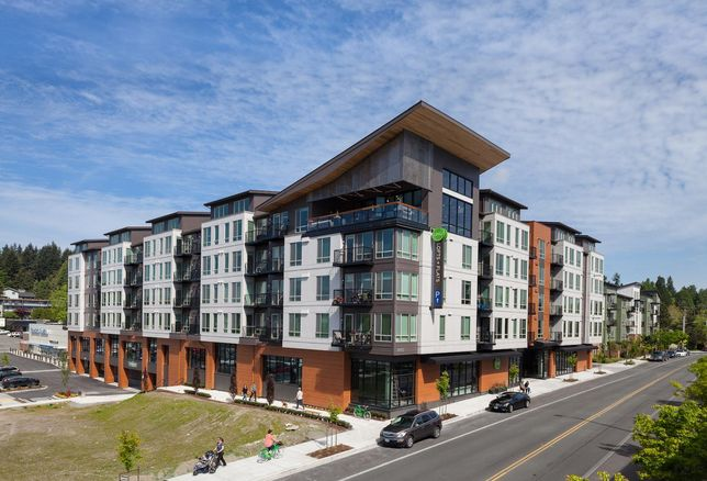 MainStreet Property Group's LINQ Lofts + Flats named NAIOP Washington State's Multi-Family Residential Development of the Year.