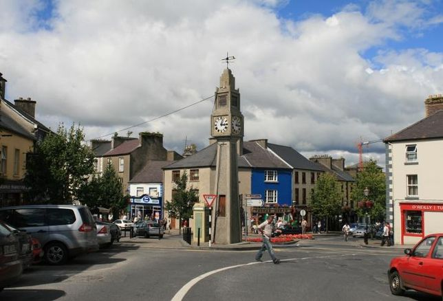 Westport in Co Mayo was one of three case study towns in the 'Rejuvenating Ireland's small-town centres' report