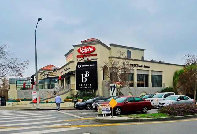 In an off-market deal, retail real estate firm Asana Partners has acquired The Balcony at Beverwil at 9600-9636 West Pico Blvd. from an undisclosed private partnership.